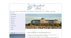 Preview of kurhaus-juist.de
